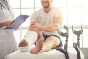 Fractured metatarsal treatment