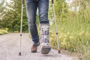 Fractured tibia treatment
